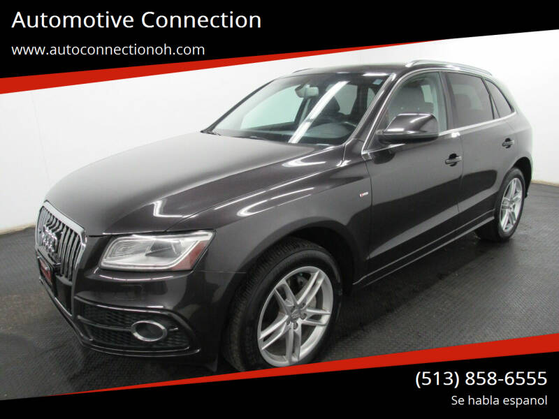 2014 Audi Q5 for sale at Automotive Connection in Fairfield OH