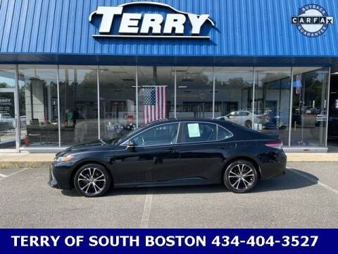 2019 Toyota Camry for sale at Terry of South Boston in South Boston VA