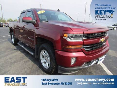 2016 Chevrolet Silverado 1500 for sale at East Syracuse Performance Sales & Service in Syracuse NY