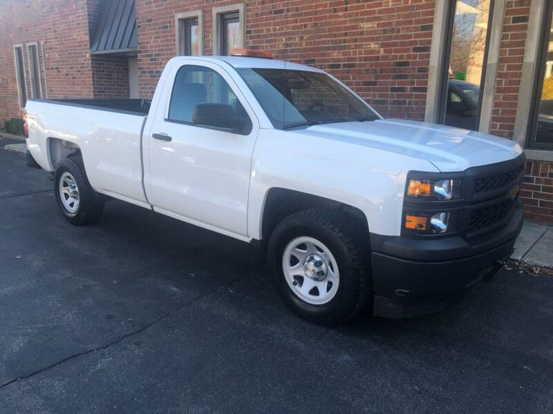 2014 Chevrolet Silverado 1500 for sale at Riverview Auto Brokers in Des Plaines IL