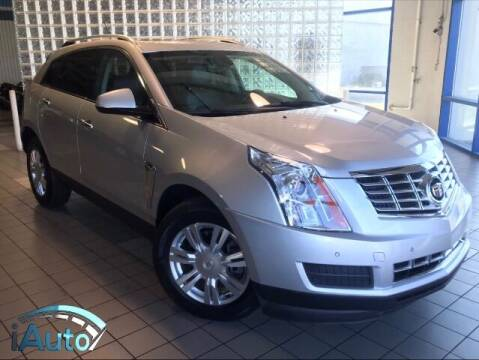 2015 Cadillac SRX for sale at iAuto in Cincinnati OH