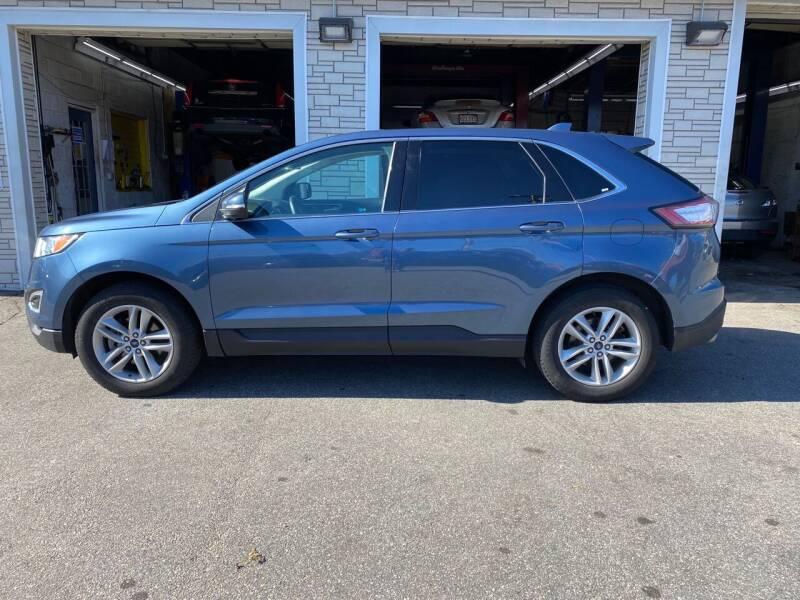 2018 Ford Edge for sale at Caravan Auto in Cranston RI