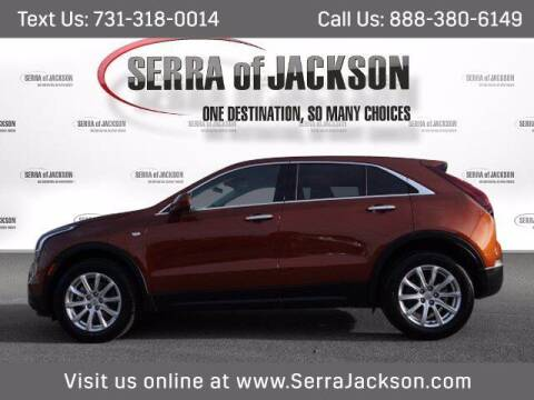2019 Cadillac XT4 for sale at Serra Of Jackson in Jackson TN