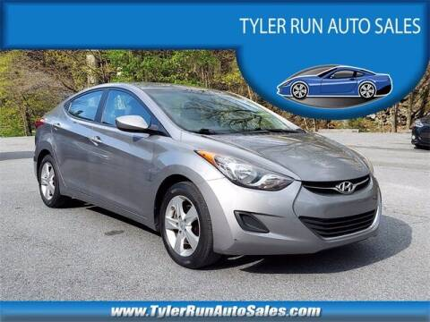 2011 Hyundai Elantra for sale at Tyler Run Auto Sales in York PA
