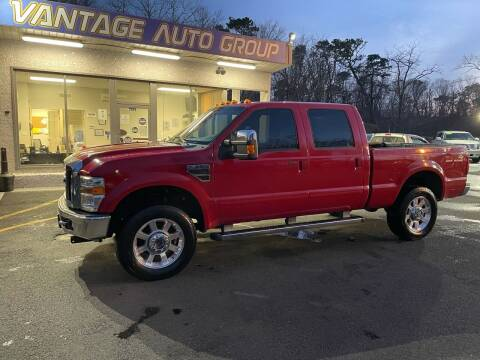2010 Ford F-350 Super Duty for sale at Vantage Auto Group in Brick NJ