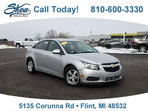 2014 Chevrolet Cruze for sale at Jamie Sells Cars 810 - Linden Location in Flint MI