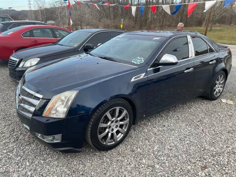 2008 Cadillac CTS for sale at Trocci's Auto Sales in West Pittsburg PA