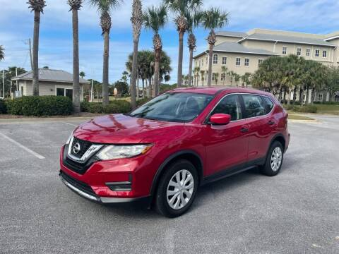 2017 Nissan Rogue for sale at Gulf Financial Solutions Inc DBA GFS Autos in Panama City Beach FL