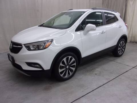 2018 Buick Encore for sale at Paquet Auto Sales in Madison OH