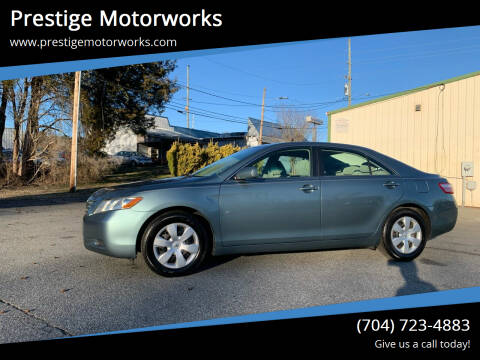 2009 Toyota Camry for sale at Prestige Motorworks in Concord NC