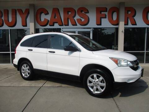 2011 Honda CR-V for sale at Power On Auto LLC in Monroe NC