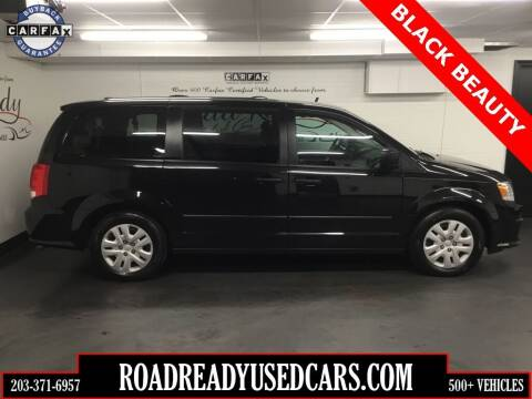 2015 Dodge Grand Caravan for sale at Road Ready Used Cars in Ansonia CT