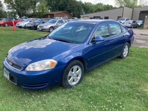 2006 Chevrolet Impala for sale at COUNTRYSIDE AUTO INC in Austin MN