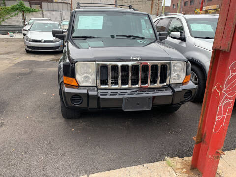 2007 Jeep Commander for sale at Raceway Motors Inc in Brooklyn NY