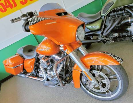 2014 Harley-Davidson FLHSX for sale at M.D.V. INTERNATIONAL AUTO CORP in Fort Lauderdale FL