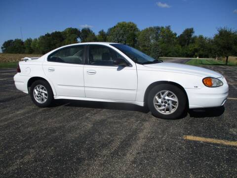 2004 Pontiac Grand Am for sale at Crossroads Used Cars Inc. in Tremont IL