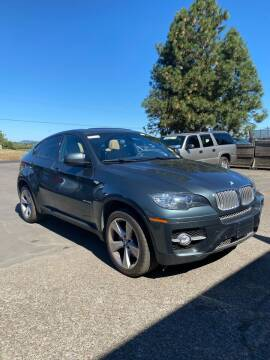2009 BMW X6 for sale at M AND S CAR SALES LLC in Independence OR