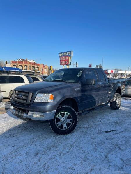 2005 Ford F-150 for sale at Big Bills in Milwaukee WI