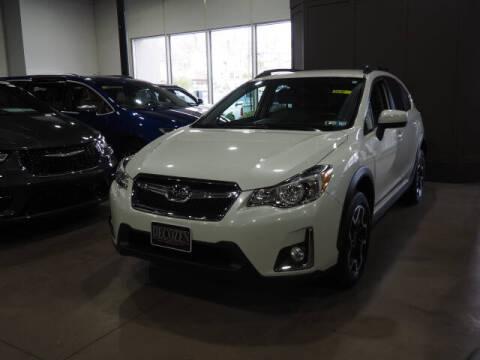 2016 Subaru Crosstrek for sale at Montclair Motor Car in Montclair NJ