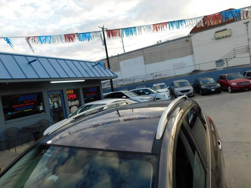 2010 Nissan Rogue SL 4dr Crossover - San Antonio TX
