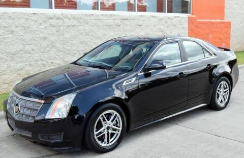 2010 Cadillac CTS for sale at Raleigh Auto Inc. in Raleigh NC