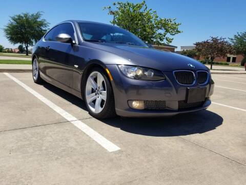 2007 BMW 3 Series for sale at DFW AUTO FINANCING LLC in Dallas TX