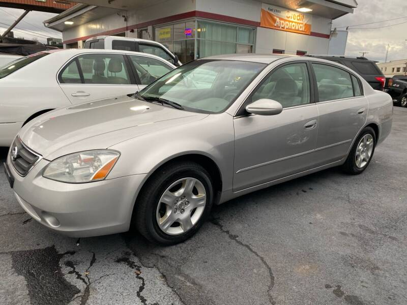 2003 Nissan Altima for sale at All American Autos in Kingsport TN