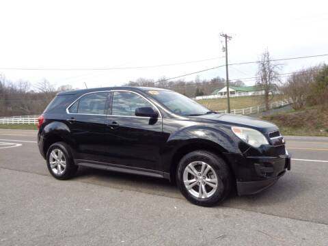 2014 Chevrolet Equinox for sale at Car Depot Auto Sales Inc in Seymour TN