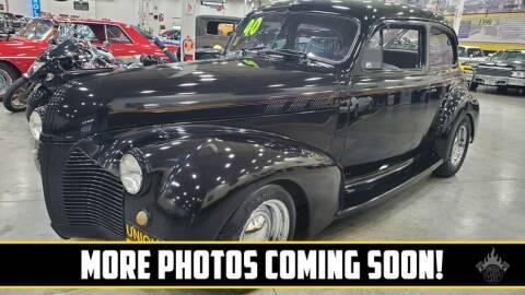 1940 Pontiac 2D for sale at UNIQUE SPECIALTY & CLASSICS in Mankato MN