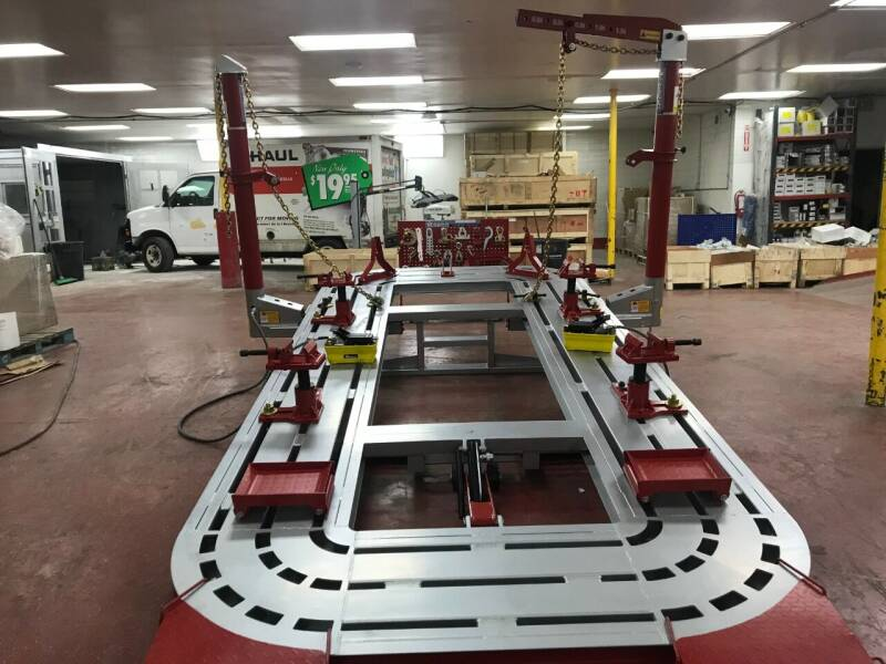 2020 5 Star SR 2 post  Frame Rack for sale at Kamran Auto Exchange Inc in Chicago IL