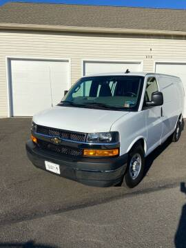 2020 Chevrolet Express Cargo for sale at Interstate Fleet Inc. Auto Sales in Colmar PA