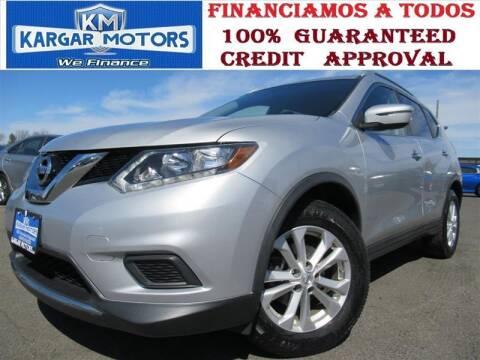 2016 Nissan Rogue for sale at Kargar Motors of Manassas in Manassas VA