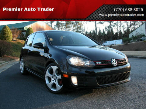 2013 Volkswagen GTI for sale at Premier Auto Trader in Alpharetta GA