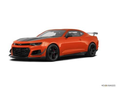 2019 Chevrolet Camaro for sale at Meyer Motors in Plymouth WI