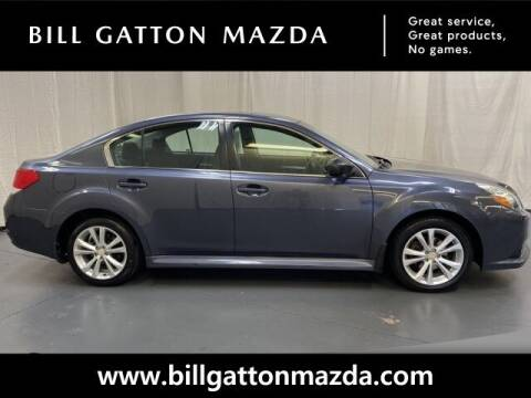 2014 Subaru Legacy for sale at Bill Gatton Used Cars - BILL GATTON ACURA MAZDA in Johnson City TN