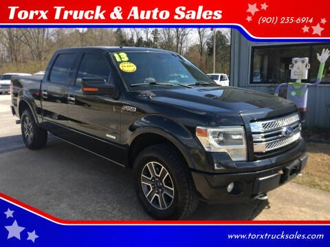2013 Ford F-150 for sale at Torx Truck & Auto Sales in Eads TN