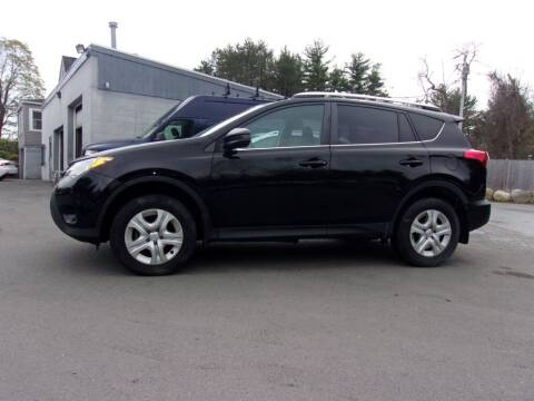 2015 Toyota RAV4 for sale at Mark's Discount Truck & Auto Sales in Londonderry NH
