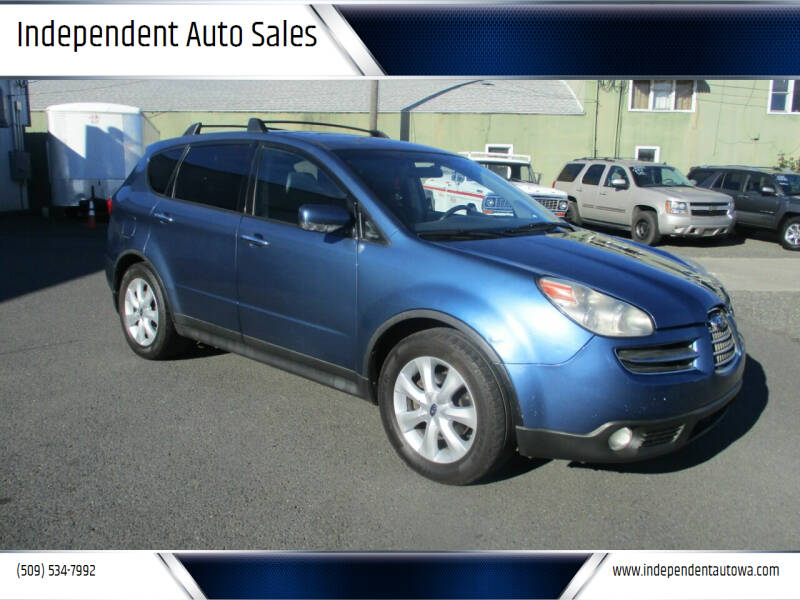 2007 Subaru B9 Tribeca for sale at Independent Auto Sales in Spokane Valley WA