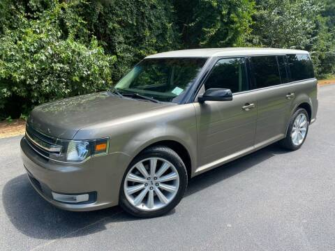 2013 Ford Flex for sale at Import Performance Sales in Raleigh NC