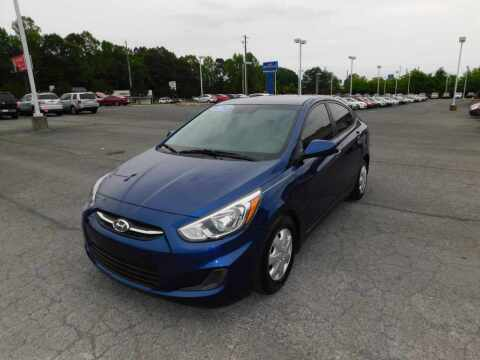 2015 Hyundai Accent for sale at Paniagua Auto Mall in Dalton GA