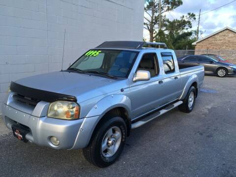 2002 Nissan Frontier for sale at Autofinders in Gulfport MS