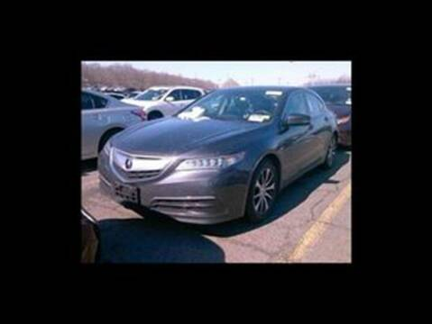 2015 Acura TLX for sale at Used Imports Auto - Southern Auto Imports in Stone Mountain GA