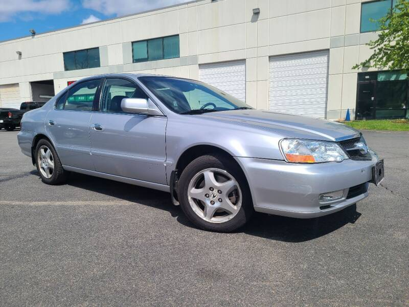 2003 Acura TL for sale at Lexton Cars in Sterling VA