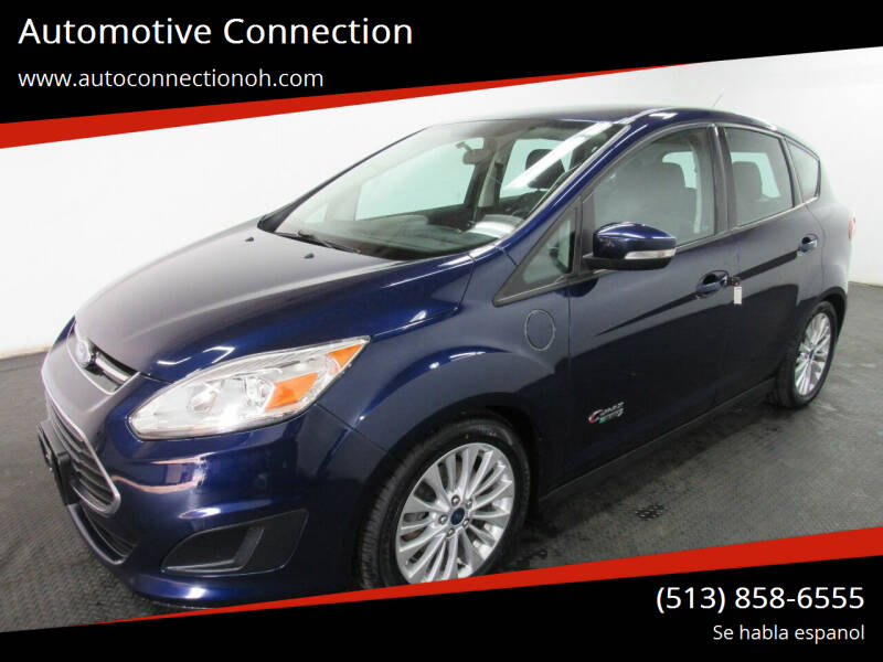 2017 Ford C-MAX Energi for sale at Automotive Connection in Fairfield OH
