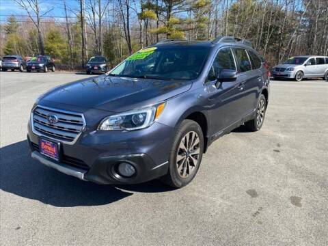 2017 Subaru Outback for sale at North Berwick Auto Center in Berwick ME