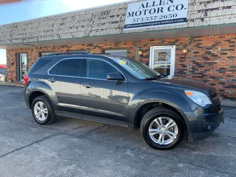 2011 Chevrolet Equinox for sale at Allen Motor Company in Eldon MO