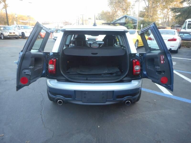 2009 MINI Cooper Clubman S 3dr Wagon - Roseville CA