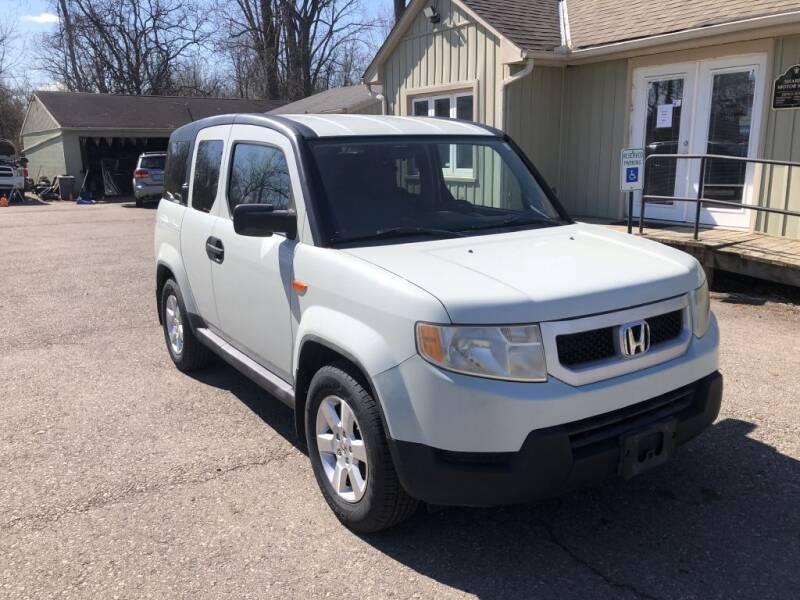 2010 Honda Element for sale at Sharpin Motor Sales in Columbus OH