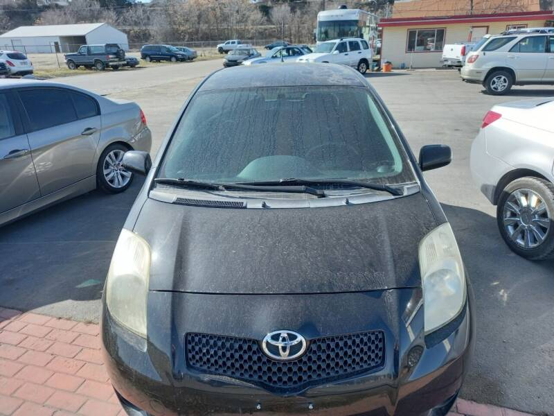 2007 Toyota Yaris for sale at Marvelous Motors in Garden City ID