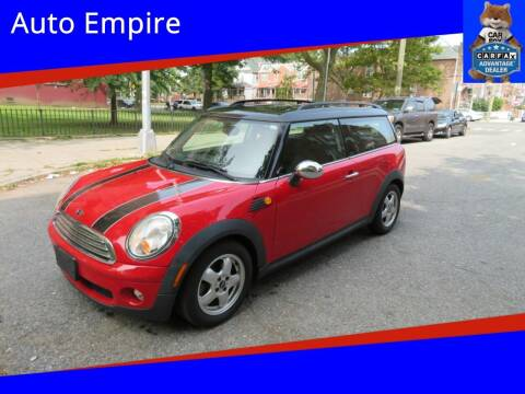 2010 MINI Cooper Clubman for sale at Auto Empire in Brooklyn NY
